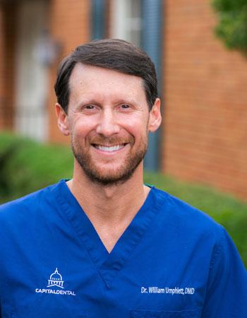 Dr. William E. Umphlett