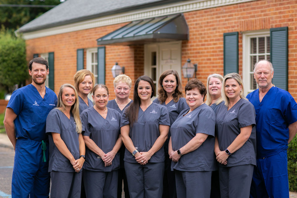 About Our Dentist in Jackson, MS 39216